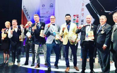 Celiveca Cocktail Club #3- : Napoleón Calzadilla, el ganador de la 22 Golden Cup en Taiwán 2018
